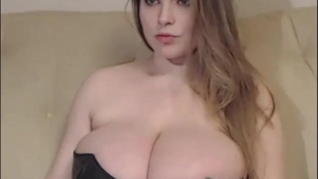 Boobs chaturbate big Big boobs