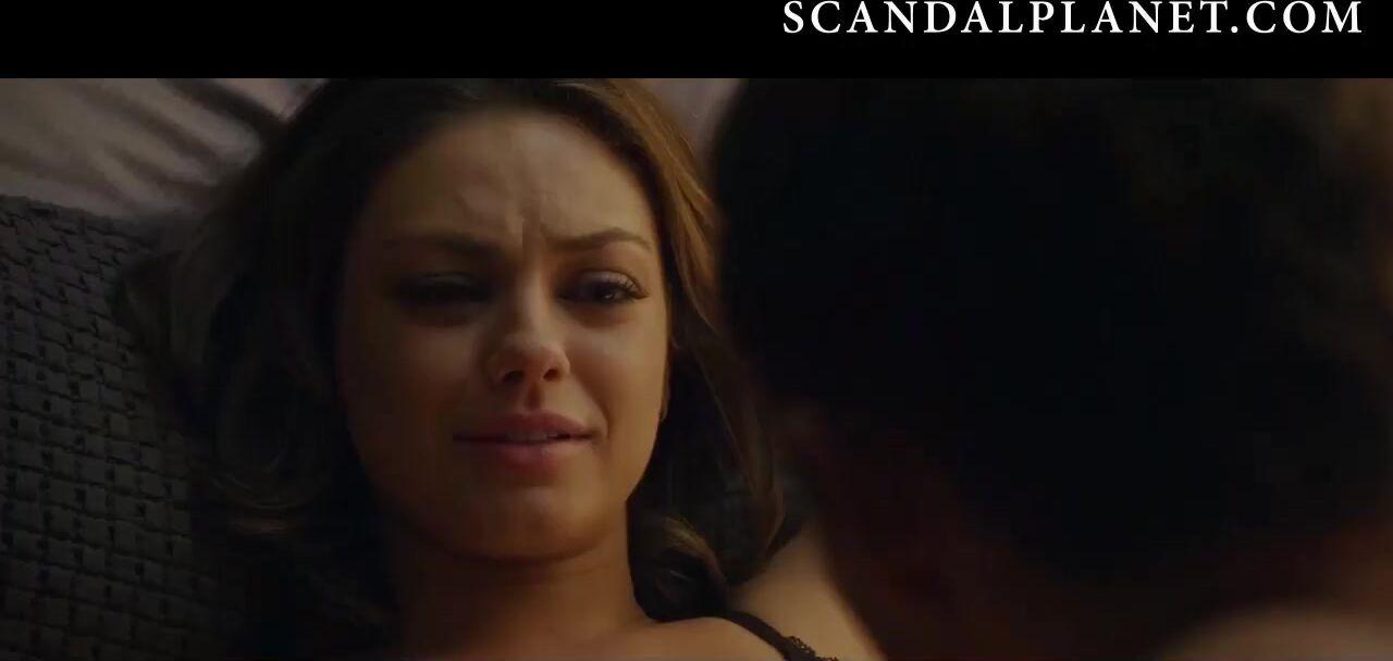 Kunis scene mila sex The Real